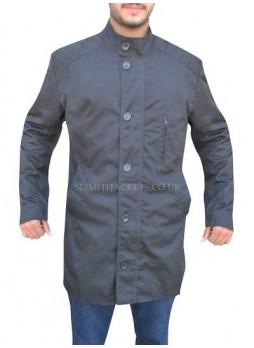 Jason Statham The Mechanic Arthur Bishop Pea Coat