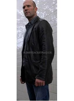 Jason Statham Wild Card (Nick Escalante) Leather Jacket