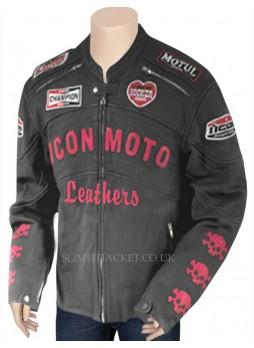 Planet Terror Rose McGowan Icon Moto Jacket
