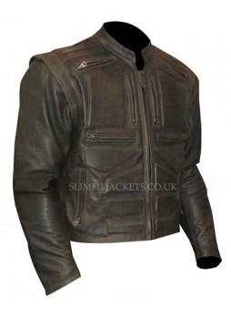 General Hawk G.I Joe Rise of Cobra Leather Jacket