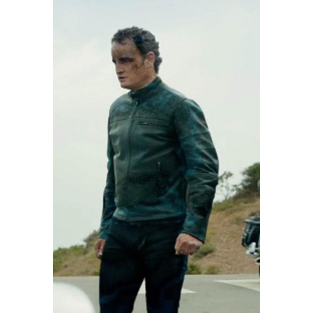 Terminator Genisys John Connor Moto Jacket