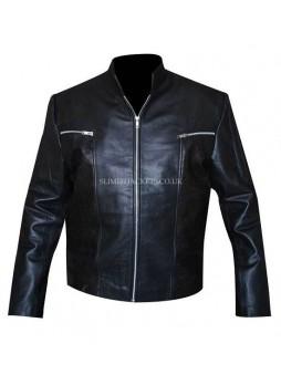 Stargate Atlantis David Hewlett (Rodney Mckay) Leather Jacket