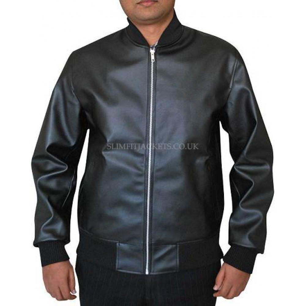 Zac Efron (Teddy Sanders) Neighbors Black Bomber Jacket