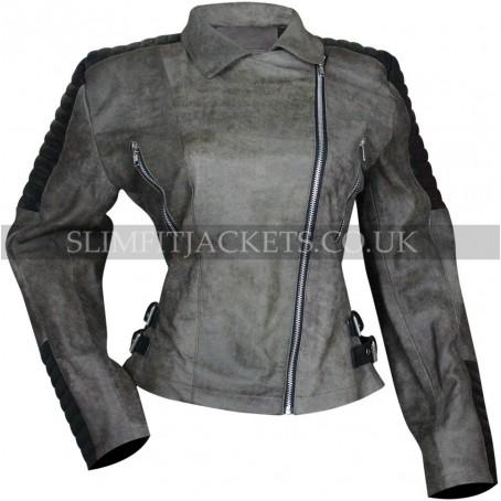 Walking Dead S5 Christian Serratos (Rosita Espinosa) Jacket