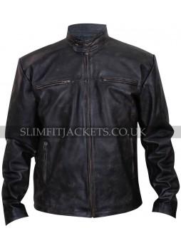 Vic Mackey The Shield Michael Chiklis Distressed Jacket