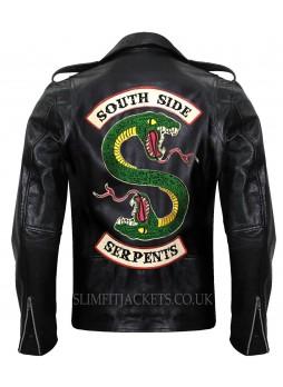Riverdale Southside Serpents Jughead Leather Jacket