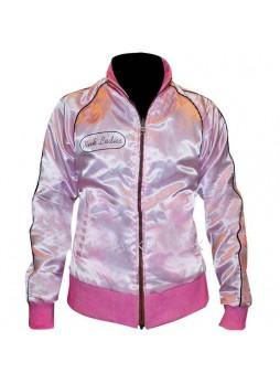 Michelle Pfeiffer Grease 2 Pink Ladies Reversible Jacket